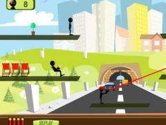 Stickman Commando Attack 1.0 Screenshot
