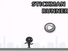 Stickman Runner 1.1 Screenshot