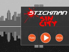 Stickman Sin City 1.1 Screenshot