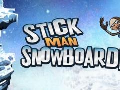 Stickman Snowboarder 1.5.1 Screenshot