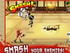 Stickninja Smash 1.0.0 Screenshot