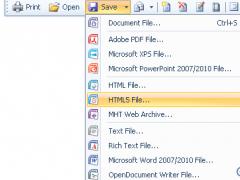 Stimulsoft Reports.Net 2012.1 Screenshot