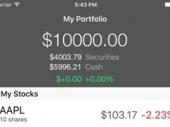 Stock Guru 1.0 Screenshot
