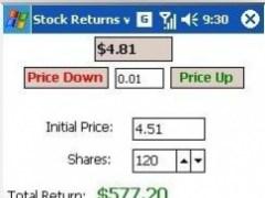 Stock Returns 0.2 Screenshot