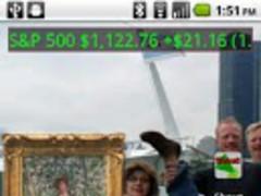 Stock Ticker Widget 1.2 Screenshot