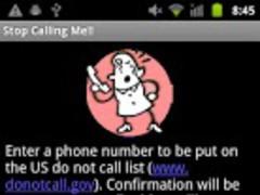 Stop Calling Me!! 4.2 Screenshot