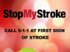 Stop My Stroke 1.0 Screenshot