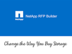 Storage RFP Builder 2.3.0 Screenshot