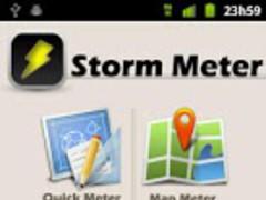Storm Meter 1.10 Screenshot
