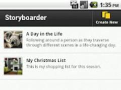 Storyboarder 0.8 Screenshot