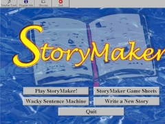 StoryMaker 2.1 Screenshot