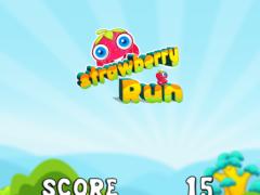 Strawberry Run 1.1 Screenshot