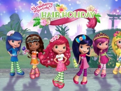 Review Screenshot - Live Your Dream of Becoming a Hairstylist with Strawberry Shortcake and her Friends