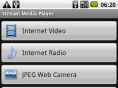 Stream Media Player 4.0.7 Screenshot