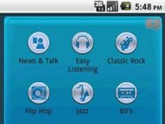 Streamdroid Radio 1.9.2 Screenshot