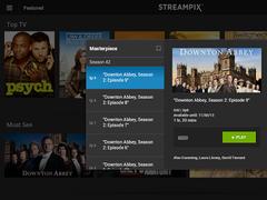 Streampix 1.2.0.005 Screenshot