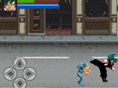 Street fight vs Dragon boy 1.0 Screenshot