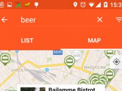 Street Food MApp  Screenshot