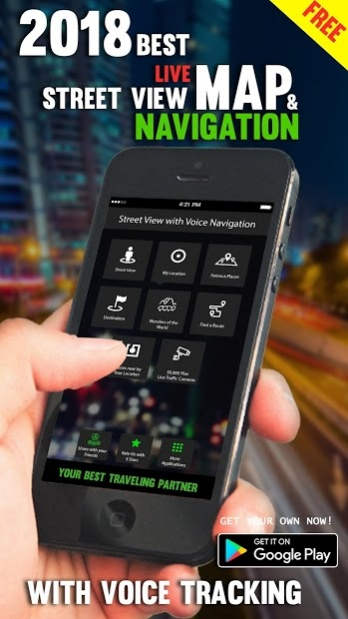 Street View Live Maps Gps Navigation Free Download