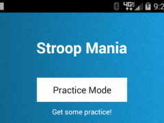 Stroop Mania 1.1.2 Screenshot