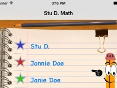 Stu D. Math 2.0 Screenshot