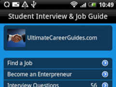 Student Interview Guide 3.0 Screenshot