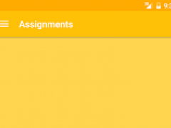 Student Planner 1.1.2 Screenshot