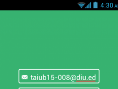 Student Portal Assistance 2.03 Screenshot