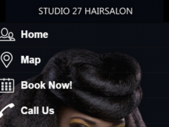 STUDIO 27 Hair Salon 1.33.56.102 Screenshot