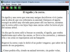 StudyBook Spanish 1.3 Screenshot