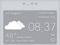 Stuff GO Launcher Theme 1.0 Screenshot