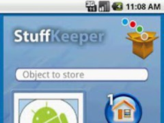 Stuff Keeper 1.0 Screenshot
