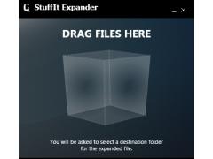 StuffIt Expander 2011 for Windows x86 15.0.1 Screenshot