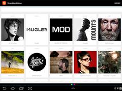 Stumbler Tablet: Tumblr Viewer 8 Screenshot