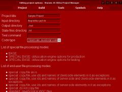 Stunnix JavaScript Obfuscator and Encoder 5.4 Screenshot