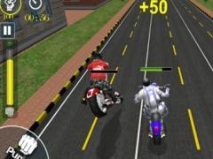 Stunt Shooting Racer : 3D Highway Rider 2016 1.0 Screenshot