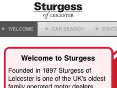 Sturgess Motor Group 1.04 Screenshot