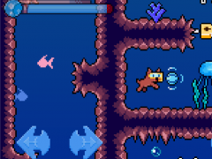 Subdog underwater adventure 1.17 Screenshot