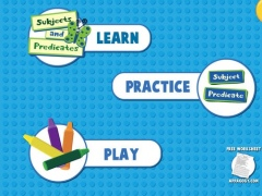 Subjects and Predicates 2.0 Screenshot