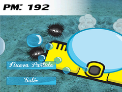 Submarine game. Dark Ocean 1.0.0 Screenshot
