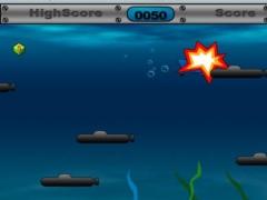 Submarine Game HD Lite 1.0 Screenshot