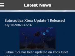 Subnautica: Companion 0.2.3 Screenshot