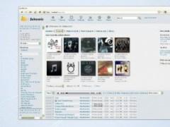 subsonic 4.4 Screenshot