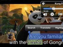 Subtitle Translator-DictPlayer 1.8.6 Screenshot