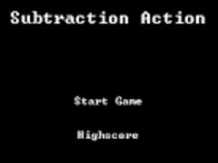 Subtraction Action Pro 1.0.6 Screenshot