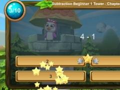 Subtraction Preschool - Kindergarten Math Facts 1.0 Screenshot