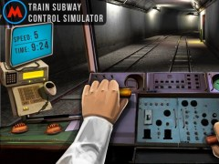 Subway 3D Control Simulator 1.7 Screenshot