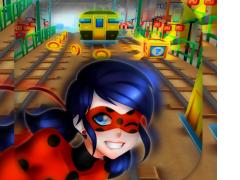 subway ladybug surf adventure 1.0 Screenshot