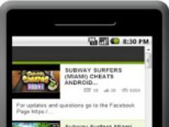 Subway Surfer Miami Cheats 0.1 Screenshot
