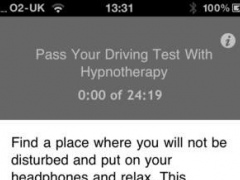 Success in Driving Test with Hypnotherapy 2.1 Screenshot